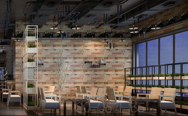 山东精装酒吧装修-案例设计效果图