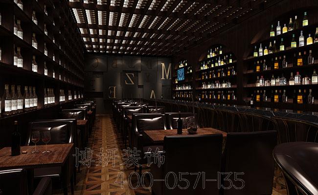 山东精品酒吧装修设计_案例效果图