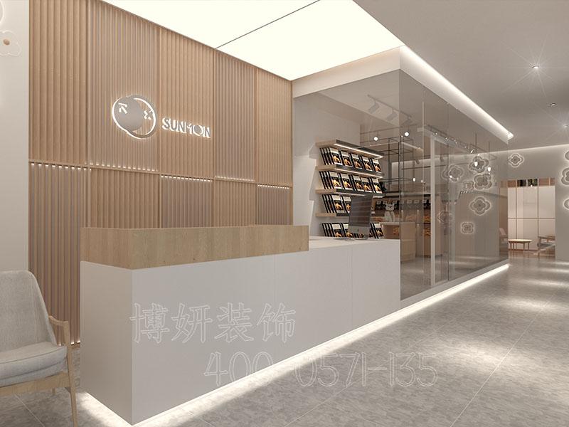 杭州美容医院装修案例-效果图