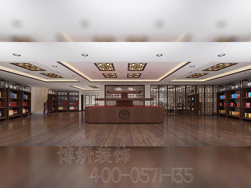 杭州酒业会所装修设计 - 装修效果图