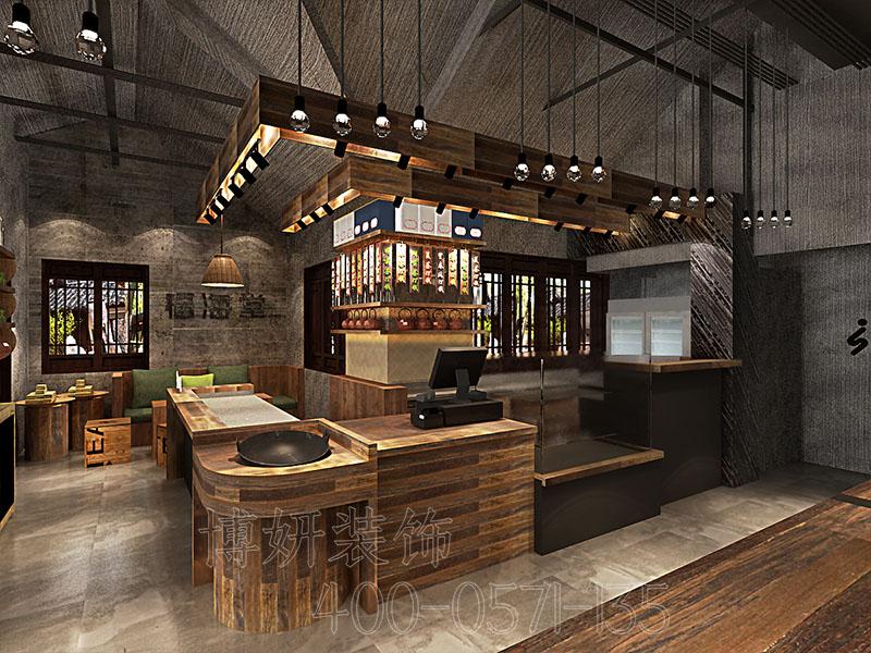 杭州茶叶博物馆装修设计 - 装修效果图