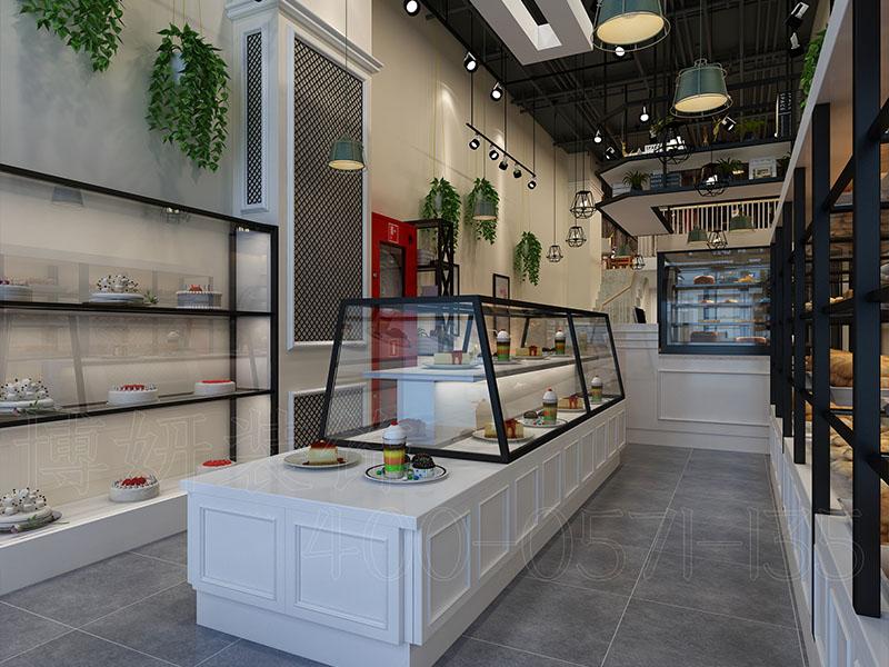 甜品店装修设计,蛋糕店装修,杭州蛋糕店装修