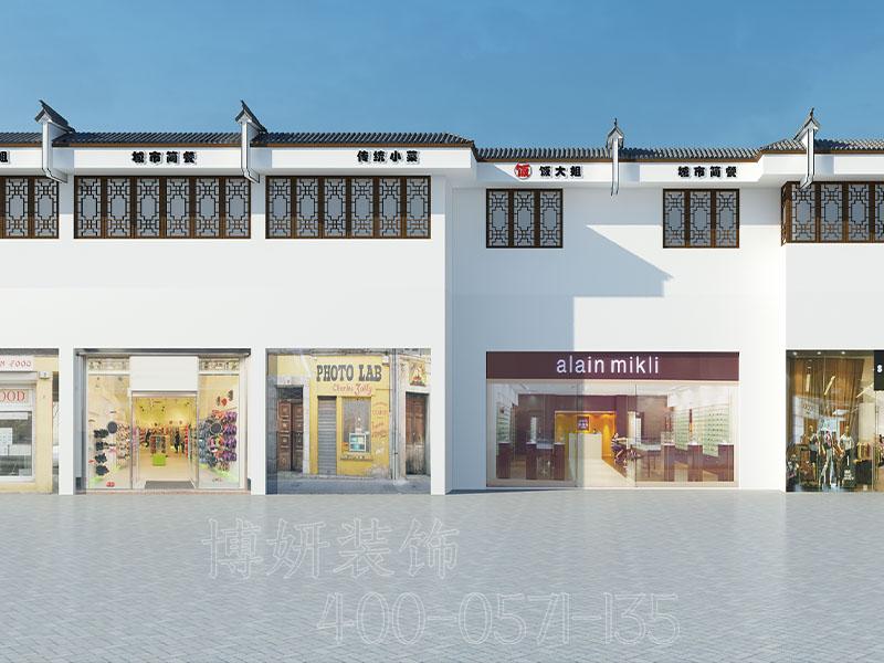 杭州食堂装修设计-案例效果图