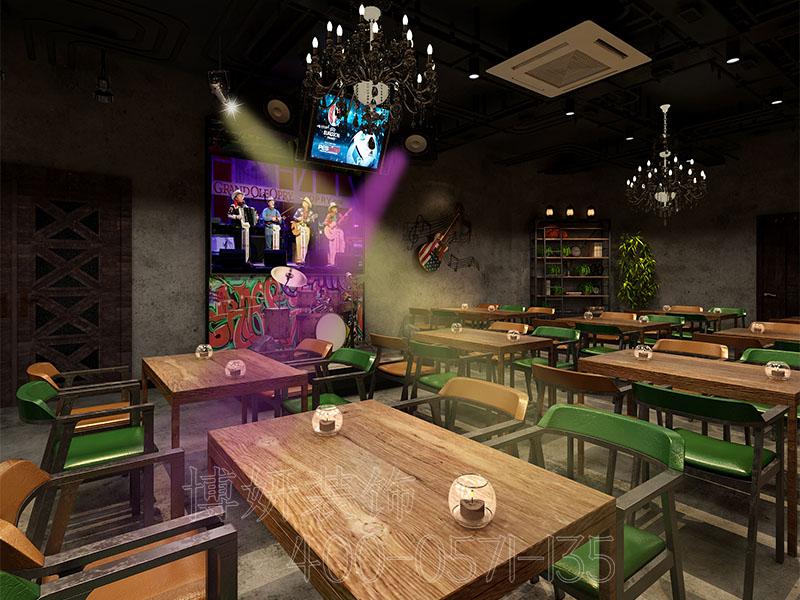 精品酒吧装修,杭州精品酒吧装修案例效果图,杭州精品酒吧装修