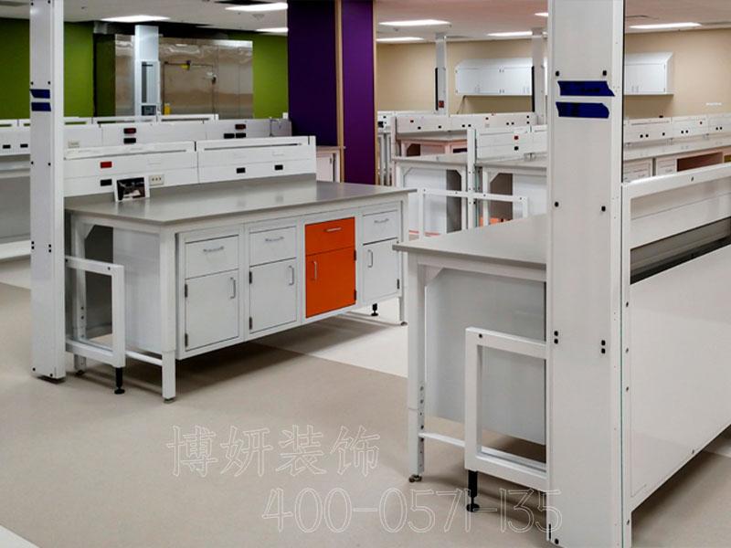 杭州工业实验室装修设计-案例效果图