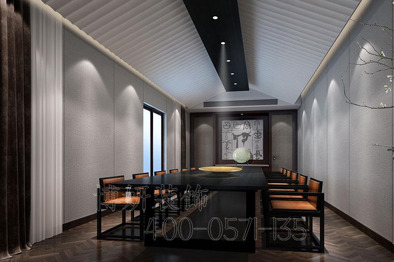 杭州康恩贝大厦办公室装修设计-案例效果图