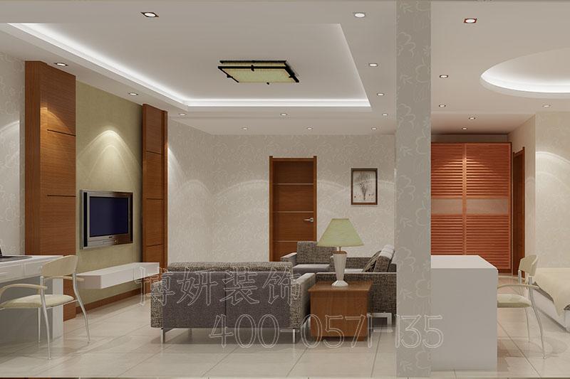 杭州西湖区办公室装修-案例效果图