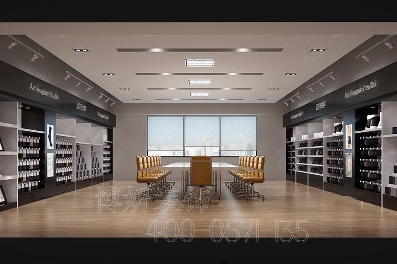 杭州古典办公室装修-案例设计效果图