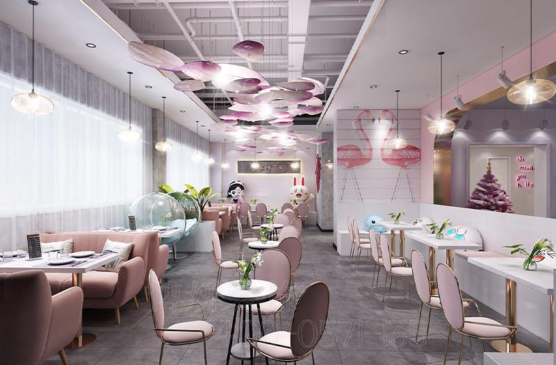 杭州蛋糕店装修设计公司-杭州专业蛋糕店装修设计
