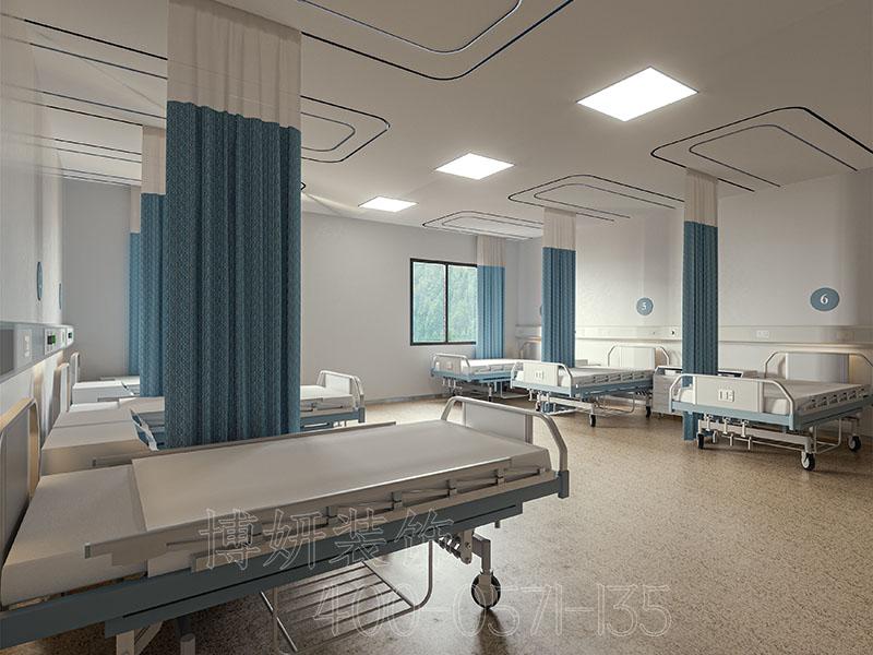 杭州医院装修-杭州医院如何装修比较好?