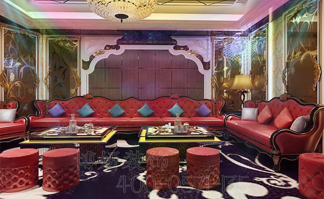 欧式酒吧装修设计案例效果图,酒吧装修,杭州酒吧装修