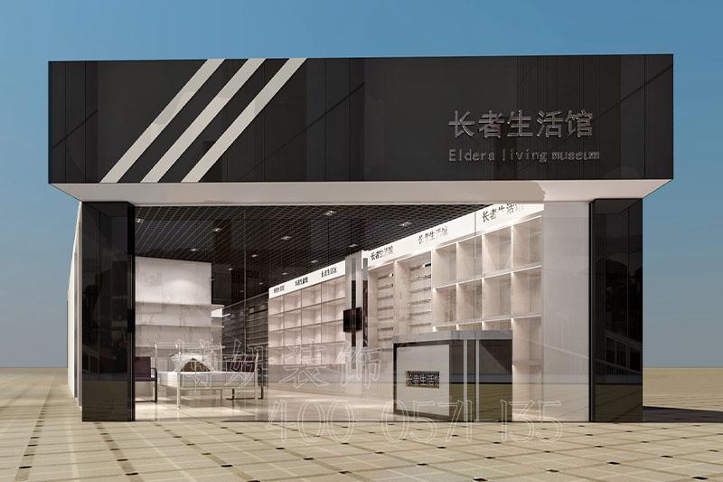 杭州舒适生活馆装修设计-案例效果图