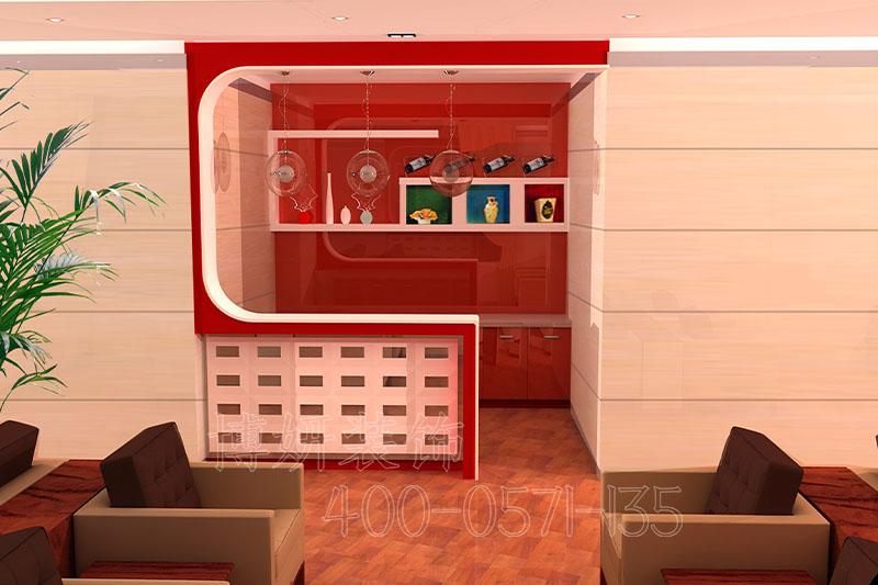杭州4s店客户服务区装修设计 - 装修效果图