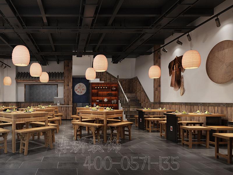 杭州小餐饮店装修,专业小餐饮店装修注意事项,杭州装修公司