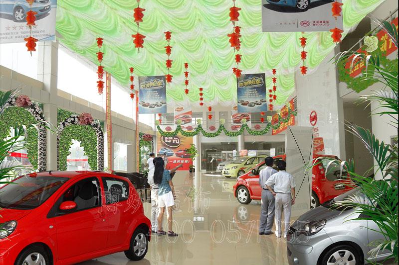 杭州比亚迪4s店装修设计 - 装修效果图
