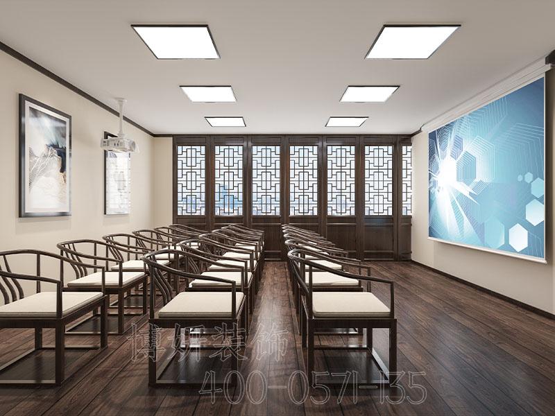 杭州中医诊所装修,中医诊所装修效果图片,中医馆装修