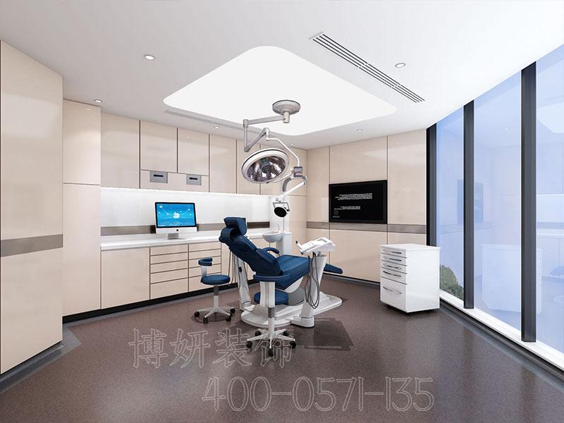 杭州牙科诊所装修标准,口腔诊所装修设计要求,口腔诊所装修
