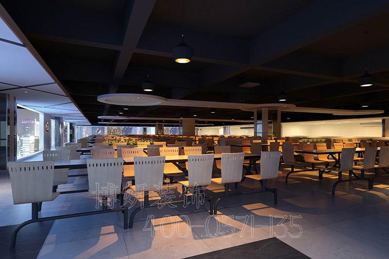 杭州餐饮店装修效果,餐饮店内的桌椅该如何选择,杭州装修公司