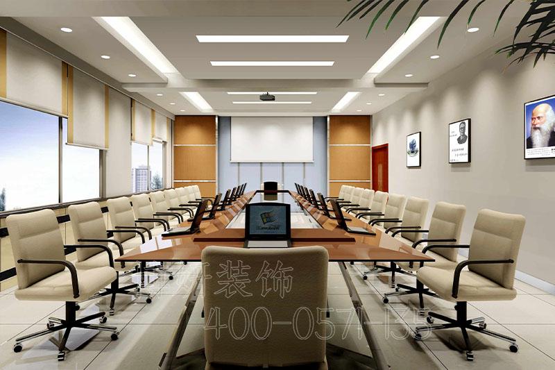 杭州办公室装修设计-办公室装修设计效果怎么样