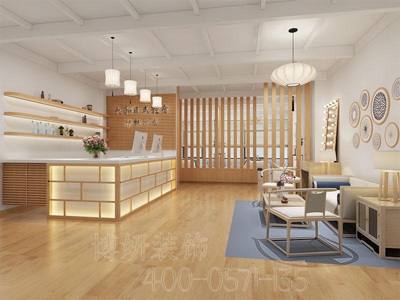 杭州整形医院装修-整容医院装修设计效果图片
