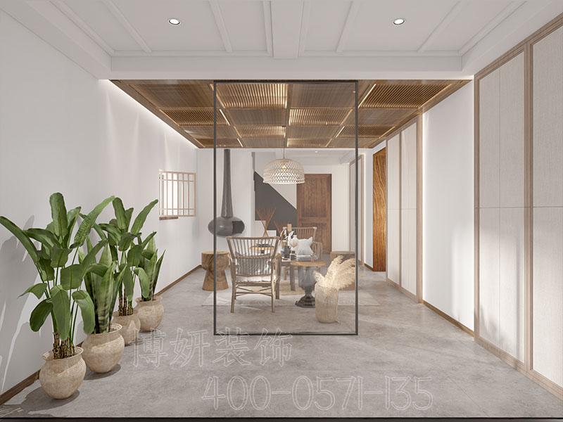宁波民宿装修设计标准-民宿装修设计案例效果图