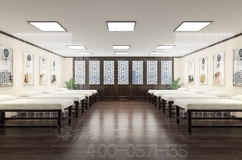 杭州专业中医馆装修,杭州中医馆装修设计,杭州中医馆装修公司