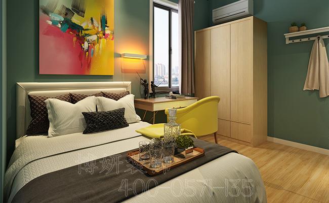 杭州酒店公寓装修,酒店式公寓装修,杭州公寓装修