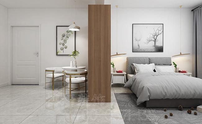 杭州酒店公寓装修-酒店式公寓装修