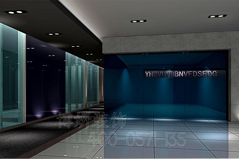 杭州影视办公室装修-办公室装修设计公司