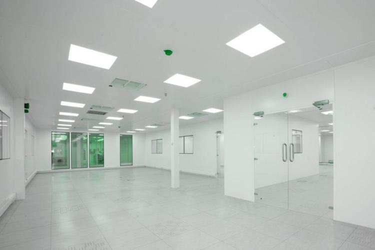 杭州净化厂房装修,厂房装修翻新公司,杭州厂房装修