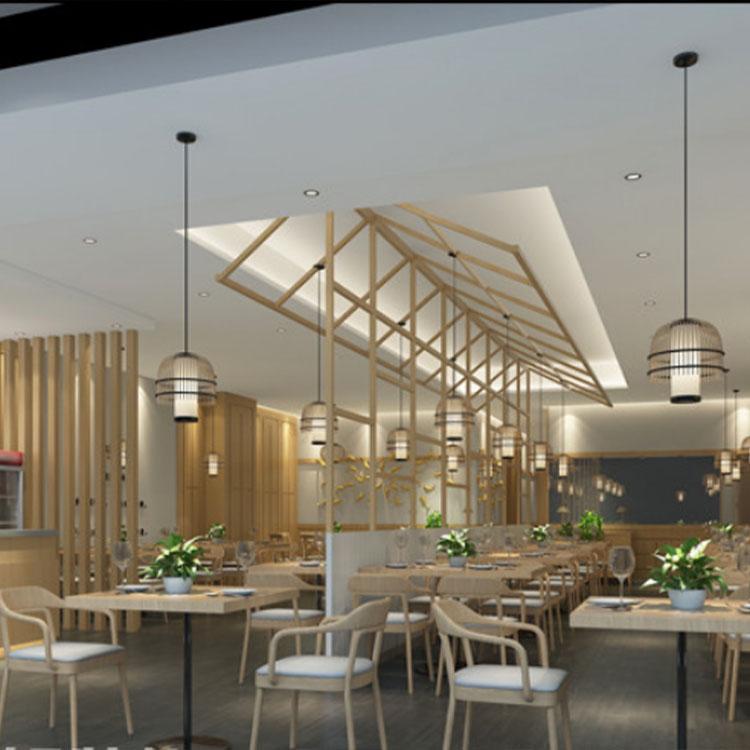杭州快餐店装修设计-专业快餐店纯设计公司哪家好