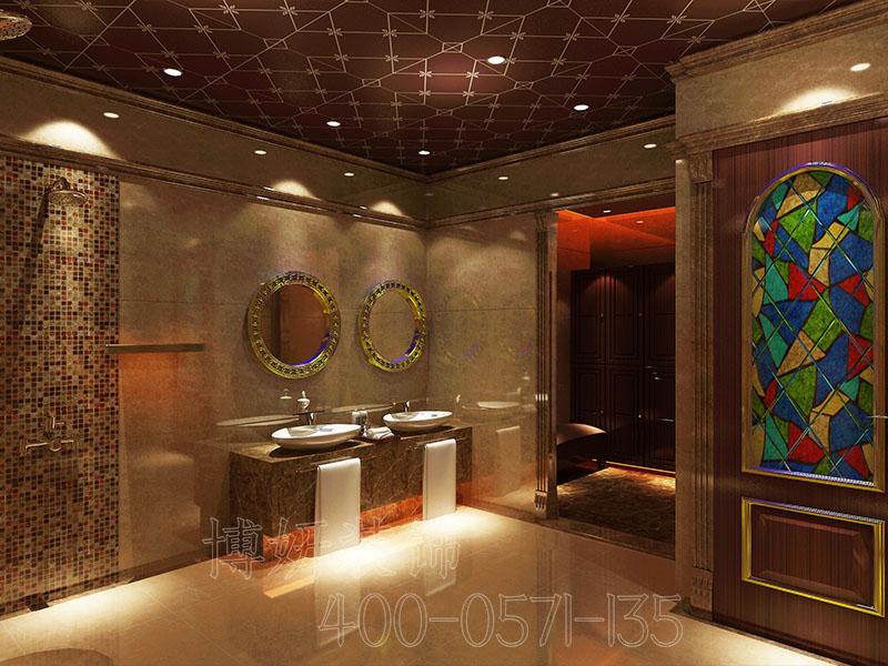 杭州浴场装修,杭州洗浴中心装修,杭州装修公司