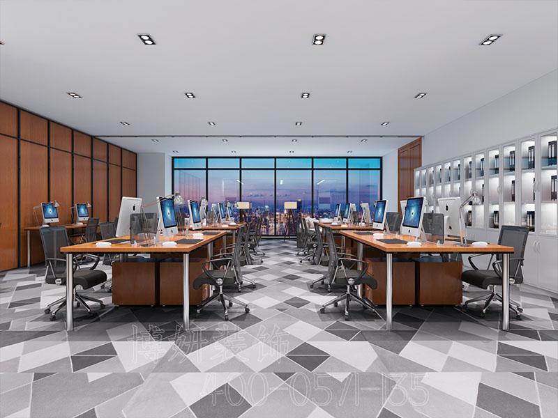 杭州下城区办公室装修设计-区域办公室装修要求