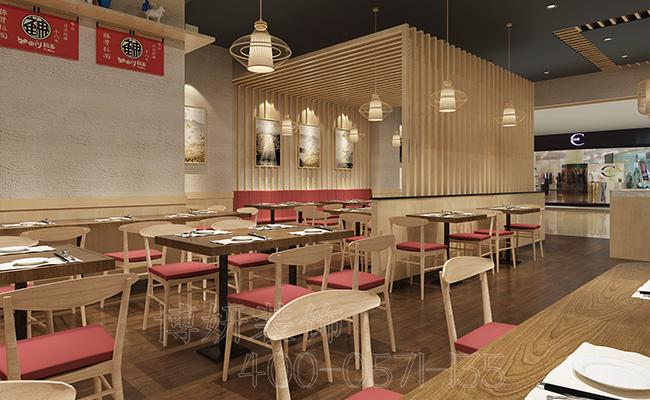 杭州餐饮店面装修-餐饮店面如何装修会比较好?