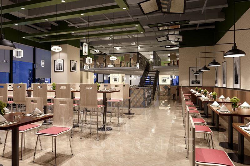 杭州西湖店面装修-专业的西湖店铺装修设计