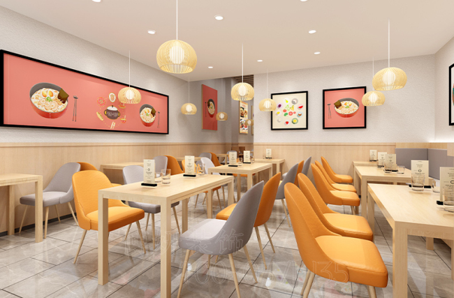 杭州餐饮排列三走势-专业餐饮排列三走势设计装潢有什么特点