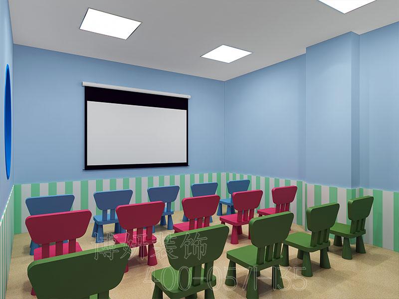 杭州幼儿园装修公司-专业的幼儿园装修设计