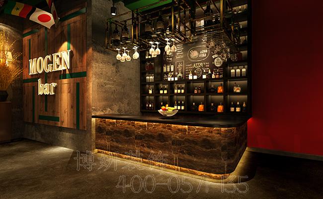 杭州特色酒吧装修设计-专业特色风格的酒吧如何装修