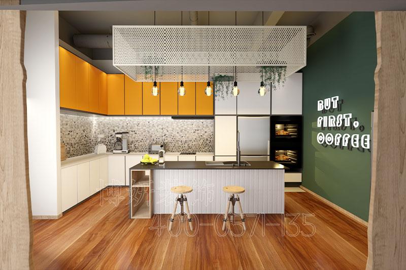 杭州办公室装修-专业办公室装修设计案例