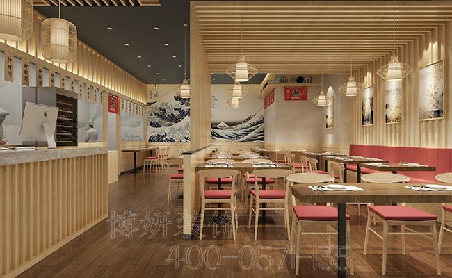 杭州快餐店装修设计-杭州餐厅装修设计公司