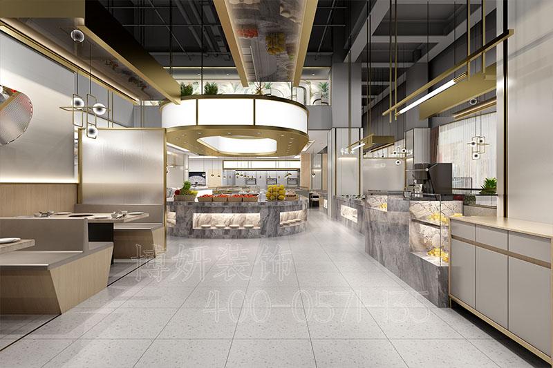 杭州餐饮排列三走势-杭州专业西餐厅排列三走势装饰实景怎么样