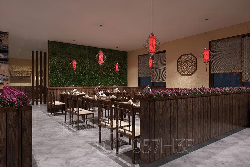 杭州专业特色餐饮设计,杭州餐饮店铺装修,专业特色餐饮装修