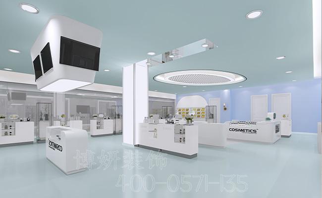 杭州专业展厅装修-专业科技展厅装修案例效果图