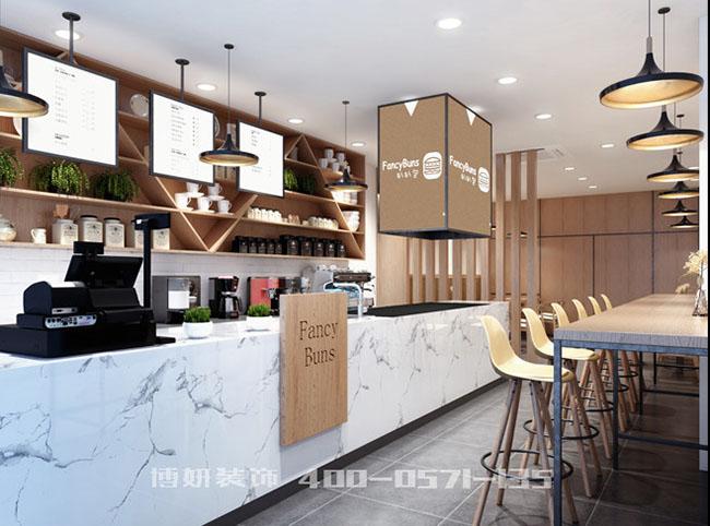 杭州专业咖啡馆设计-精品专业咖啡馆如何装修