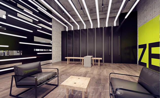 杭州健身房装修公司-大型健身房如何装修设计呢
