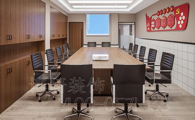 杭州办公楼装修公司-杭州办公室装修工程设计