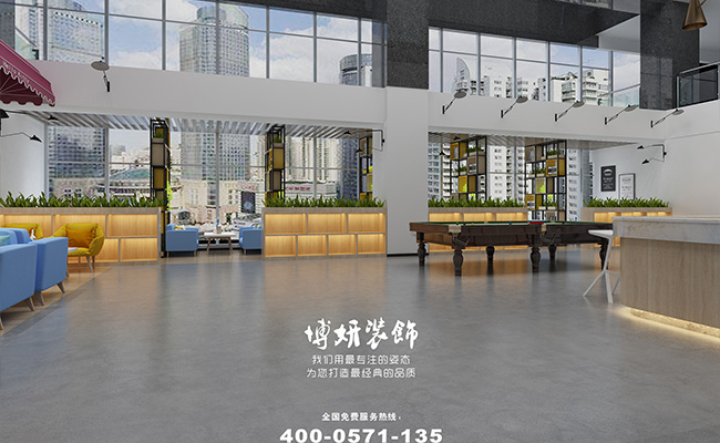 杭州专业办公室装修设计材料选择,那么办公室装修材料选择有什么讲究呢?