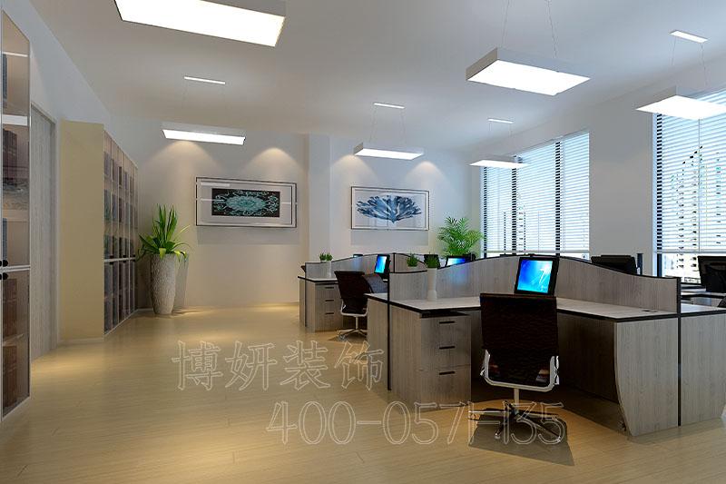 杭州城南办公室装修-城南办公室如何装修比较好