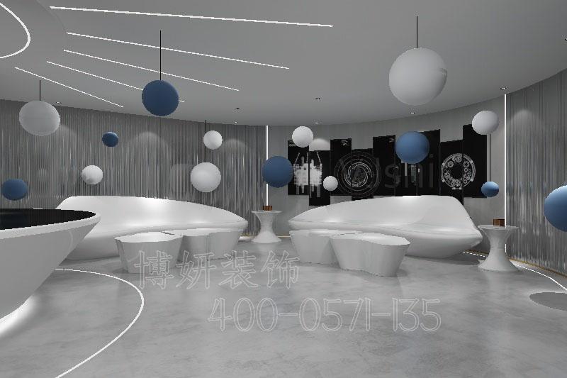 杭州展厅设计-杭州科技展厅装修设计案例
