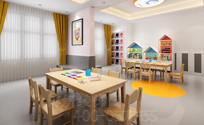 杭州幼儿园装修公司-原来这就是小朋友们都喜欢的幼儿园装修